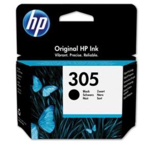 HP Druckerpatronen 305 Black