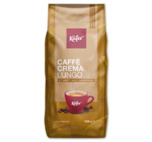 KÄFER Caffè Crema oder Espresso