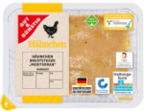 Gut & Günstig Hähnchensteaks mariniert
