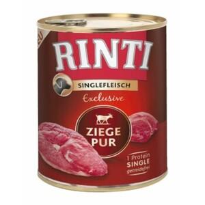 Rinti Singlefleisch 6x800g Ziege pur exclusive