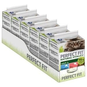 Perfect Fit Natural Vitality 6x6x50g Hochseefisch und Lachs