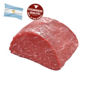Argentinisches frisches Rinderfilet oder Pfeffersteaks