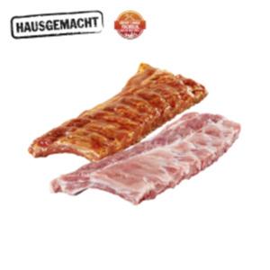 Deutsche frische Spareribs vom Schwein