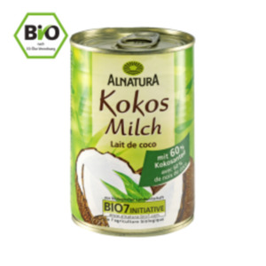Alnatura Kokos Milch