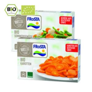 Frosta Bio Gemüse