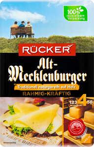 RÜCKER  Alt-Mecklenburger oder Alter Schwede