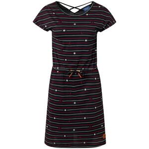 Damen Kleid mit Allover-Print
