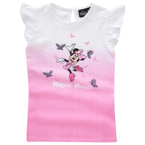 Minnie Maus T-Shirt mit Farbverlauf