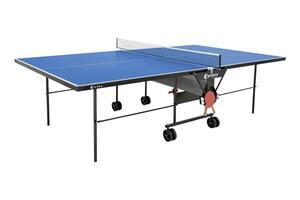 Tischtennistisch Timo in Blau