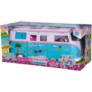 "Simba Steffi Love - Puppe-Set ""Hawaii Camper"", inkl. Zubehör"