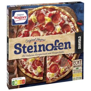 Original Wagner Steinofen Pizza Diavolo