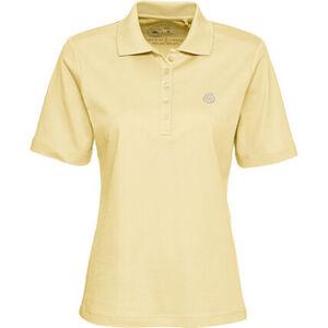 Adagio Poloshirt, Strass, für Damen