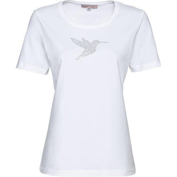 "Adagio T-Shirt ""Tropic 5"", Strass-Kolibri, Kurzarm, für Damen"