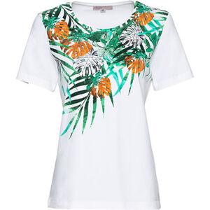 "Adagio T-Shirt ""Tropic 3"", Print, Kurzarm, für Damen"