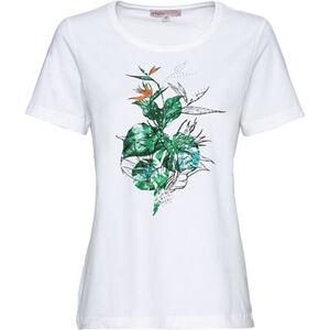 "Adagio T-Shirt ""Tropic 4"", Print, Kurzarm, für Damen"
