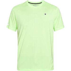 """Alex T-Shirt """"Mirko"""", Rundhalsausschnitt, Streifenprint hinten, für Herren"""