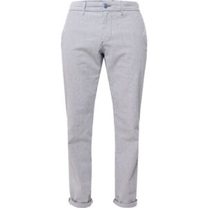 MANGUUN Chinos, gestreift, Stretch, für Herren