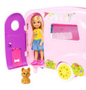 Bild 4 von Barbie Chelsea Camper und Puppe Spielset