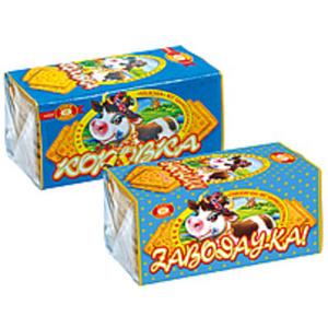 """Kekse """"Zaboday-ka"""" mit Sahnegeschmack"""