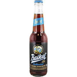 "Kohlensäurehaltiges Erfrischungsgetränk ""Baikal 1977"""