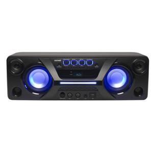 Bluetooth Lautsprecher mit Discolicht und FM Radio