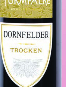 Rotwein Dornfelder