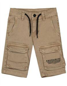 Jungen Shorts - Aufgesetzte Taschen