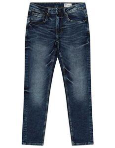 Herren Straight Fit Jeans mit Stretch-Anteil