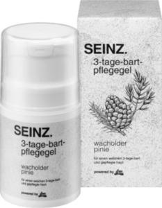 SEINZ. 3-Tage-Bartpflegegel Wacholder + Pinie *