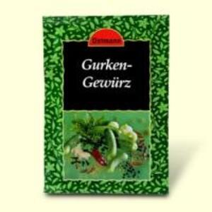 Ostmann Gurken-Gewürz 30g