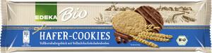 EDEKA Bio Hafer-Cookies mit Schokolade 200 g
