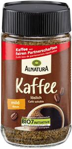 Alnatura Bio Kaffee löslich 100G