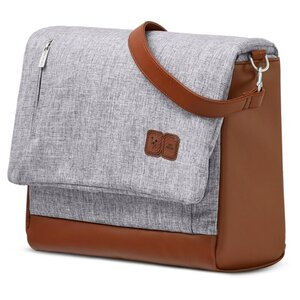 ABC Design Wickeltasche Graphite Grey