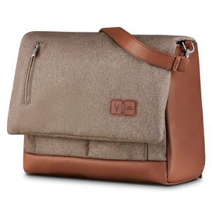 ABC Design Wickeltasche Nature