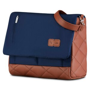 ABC Design Wickeltasche Navy