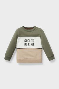 C&A Baby-Sweatshirt-Bio-Baumwolle, Braun, Größe: 62