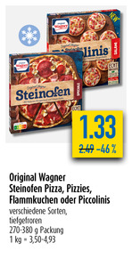 Original Wagner Steinofen Pizza