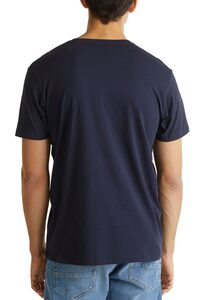 Esprit T-Shirt mit Logofrontprint