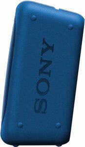 Sony GTK-XB60 Lautsprechersystem (NFC, Bluetooth, Wireless Party Chain: XB20 bis XB90 können zu einer Party Chain verbunden werden, Vertikaler & Horizontaler Sound Mode, mit handlichem Tragegriff)