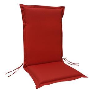 Sesselauflagenset 'Premium' rot