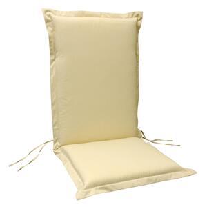 Sesselauflagenset 'Premium' beige