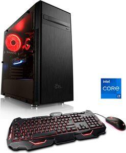CSL HydroX V7110 Wasserkühlung Gaming-PC (Intel® Core i7 Core™ i7-11700K, 16 GB RAM, 1000 GB SSD, Wasserkühlung)