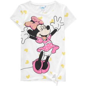 Minnie Maus T-Shirt mit Wendepailletten