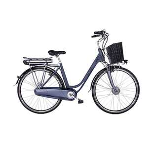 Llobe Motion 2.0 City E-Bike Black Motion 2.0 10,4AH
