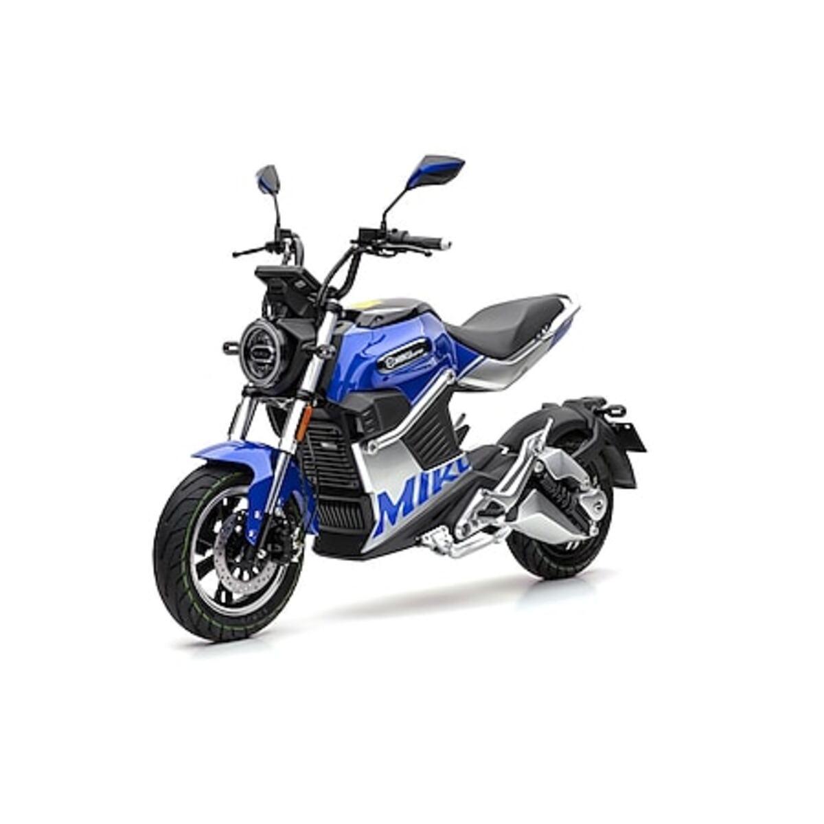 Bild 1 von Econelo Elektro Zweiradroller SUPER MIKU blau