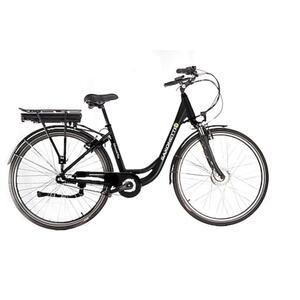 Saxonette Citybike Advanced Plus schwarz matt