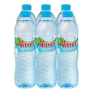Vitrex Mineralwasser Naturelle 1,5 Liter, 6er Pack