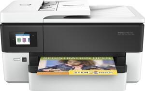 HP OfficeJet Pro 7720 Multifunktionsdrucker (Tintenstrahldrucker, 4-in-1, Fax, Scanner, Kopierer, WLAN, LAN, USB, Duplex, ADF, Bluetooth,PictBridge, AirPrint, Y0S18A#A80)
