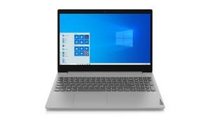 Lenovo IdeaPad 3i 15IIL05 Notebook (15,6 Zoll Full-HD matt, i3-1005G1, 8 GB, 512 GB SSD, GF MX330-2GB Grafik, Fingerabdrucksensor)