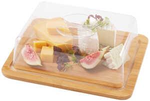 SPICE&SOUL®  Käse- und Frischhalteglocke